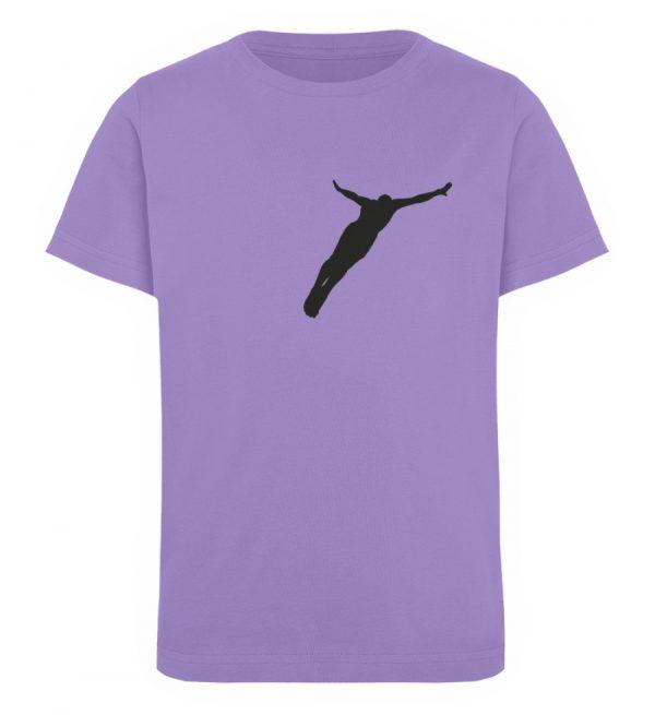 KIDS - Diver - Organic Shirt - TSCB - Kinder Organic T-Shirt-6904