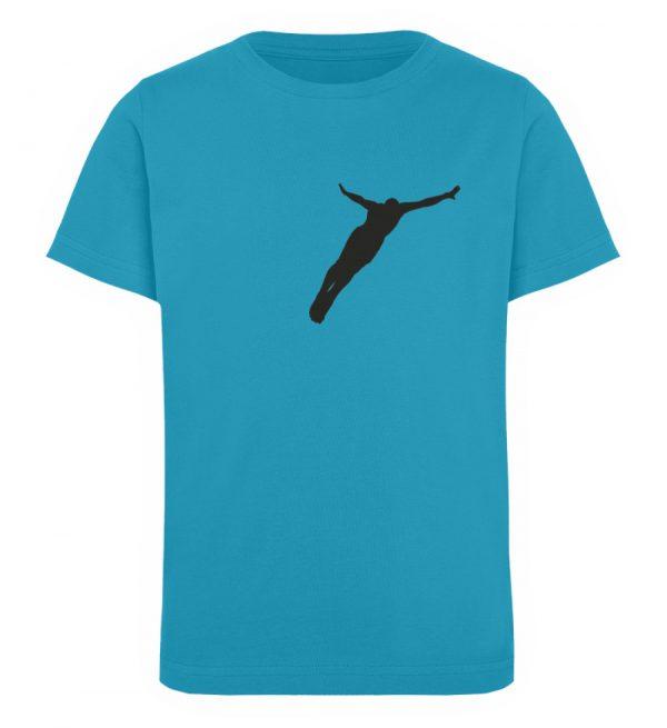 KIDS - Diver - Organic Shirt - TSCB - Kinder Organic T-Shirt-6885