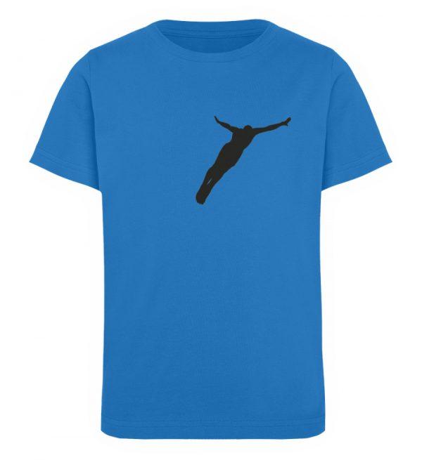KIDS - Diver - Organic Shirt - TSCB - Kinder Organic T-Shirt-6886