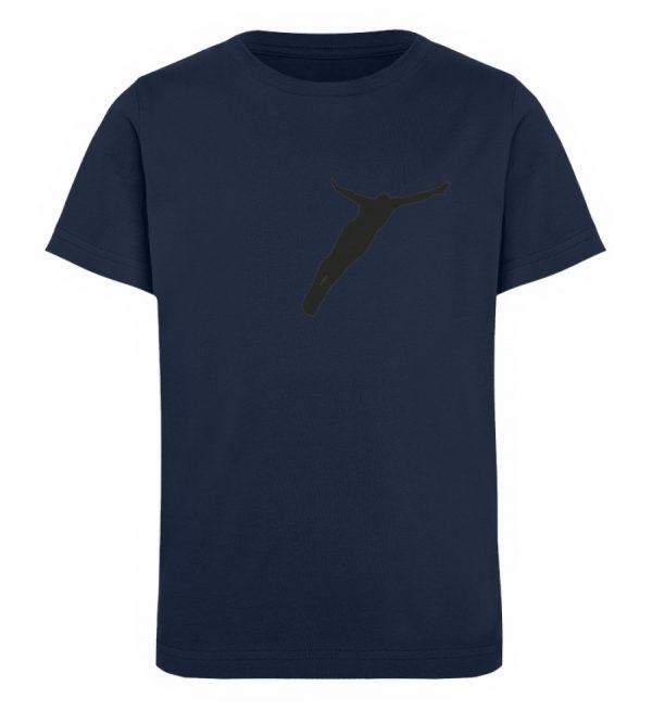KIDS - Diver - Organic Shirt - TSCB - Kinder Organic T-Shirt-6887