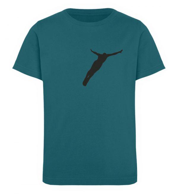 KIDS - Diver - Organic Shirt - TSCB - Kinder Organic T-Shirt-6889