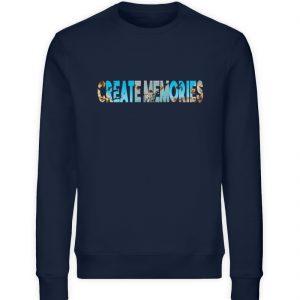 Create Memories - Organic Sweater - TSCB - Unisex Organic Sweatshirt-6887
