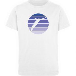KIDS - Diver Sun - Organic Shirt - TSCB - Kinder Organic T-Shirt-3