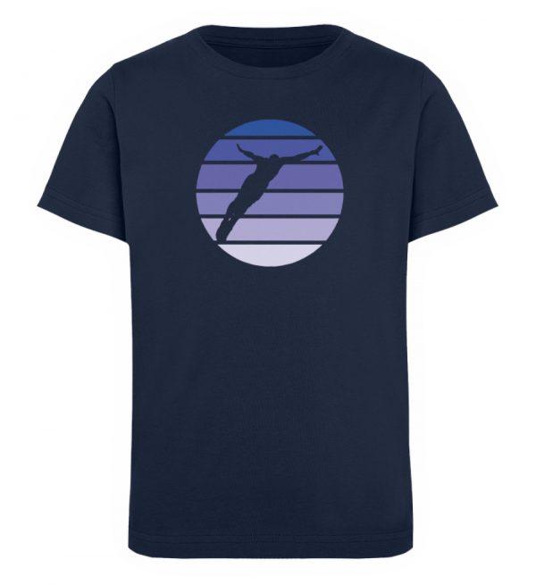 KIDS - Diver Sun - Organic Shirt - TSCB - Kinder Organic T-Shirt-6887