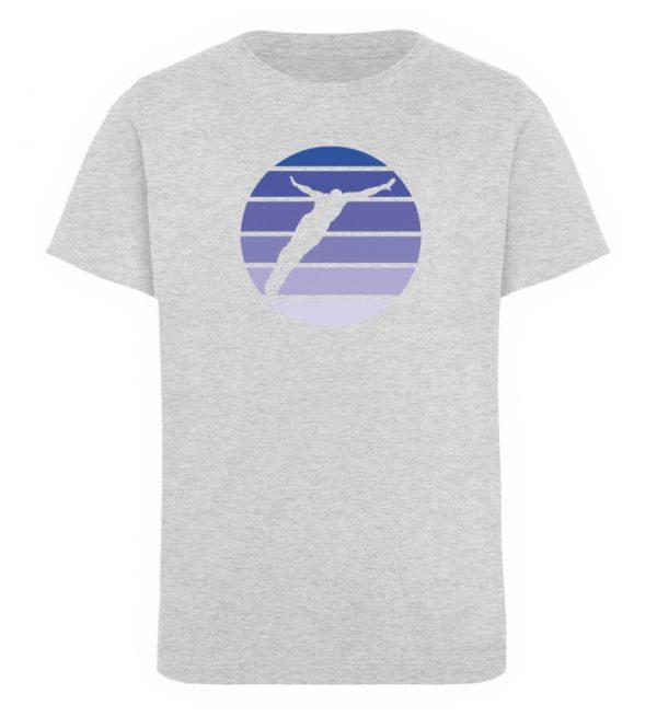 KIDS - Diver Sun - Organic Shirt - TSCB - Kinder Organic T-Shirt-6892