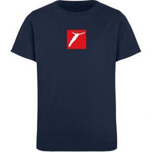 KIDS - Minidiver - Organic Shirt - TSCB - Kinder Organic T-Shirt-6887