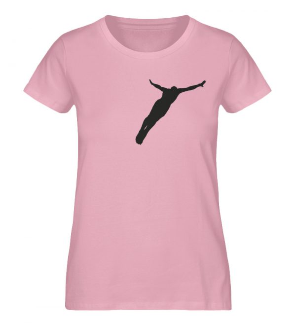 Lady - Diver - Organic Shirt - Damen Premium Organic Shirt-6903