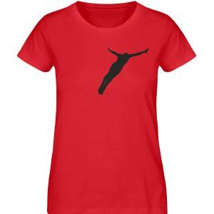 Lady - Diver - Organic Shirt - Damen Premium Organic Shirt-6882