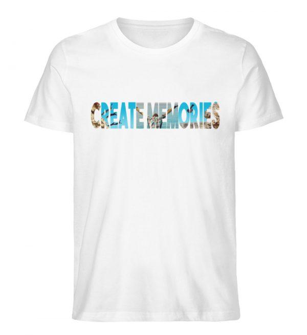 Create Memories - Organic Shirt - TSCB - Herren Premium Organic Shirt-3