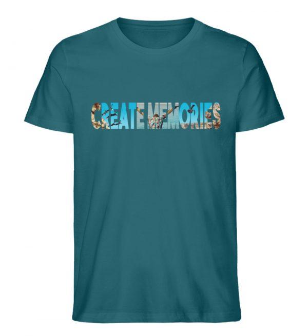 Create Memories - Organic Shirt - TSCB - Herren Premium Organic Shirt-6889