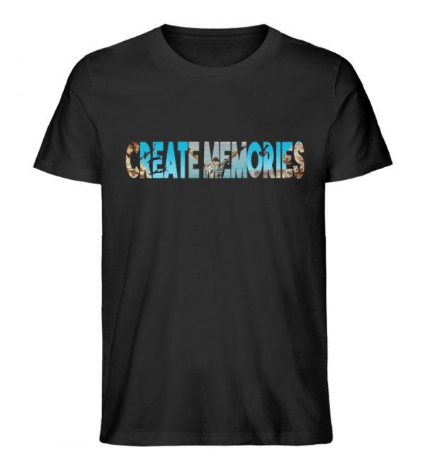Create Memories - Organic Shirt - TSCB - Herren Premium Organic Shirt-16
