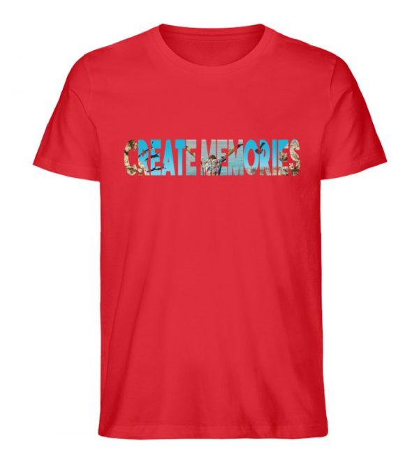 Create Memories - Organic Shirt - TSCB - Herren Premium Organic Shirt-6882