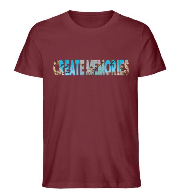 Create Memories - Organic Shirt - TSCB - Herren Premium Organic Shirt-6883