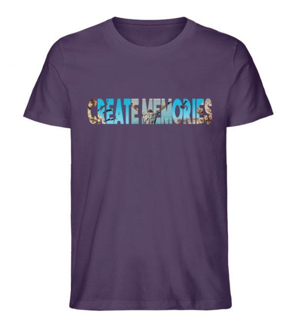 Create Memories - Organic Shirt - TSCB - Herren Premium Organic Shirt-6884