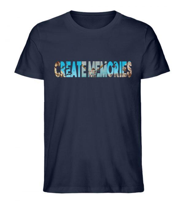 Create Memories - Organic Shirt - TSCB - Herren Premium Organic Shirt-6887