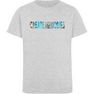 KIDS - Create Memories - Organic Shirt - Kinder Organic T-Shirt-6892